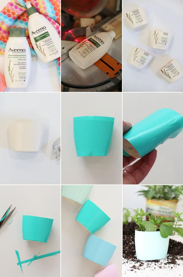 Những cách tái chế vỏ chai lọ siêu tiện ích cho bạn bỏ túi - Ảnh 11.