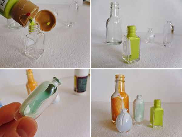 4 cách tái chế chai lọ làm bình hoa trang trí nhà tinh tế - Ảnh 5.