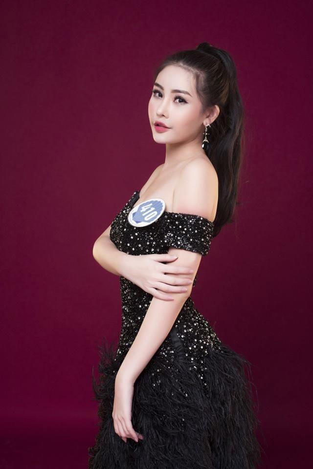 Vừa ồn ào chuyện dao kéo, Hoa hậu Đại dương lại đụng hàng váy áo với loạt người đẹp  - Ảnh 1.