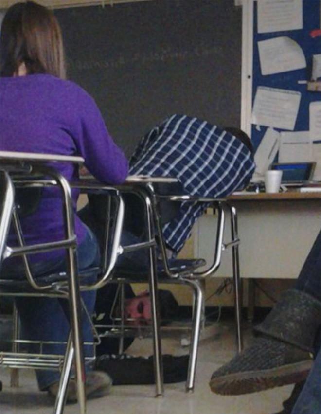 48 thầy cô hài hước, bá đạo khiến trường học trở nên thú vị hơn bao giờ hết - Ảnh 18.