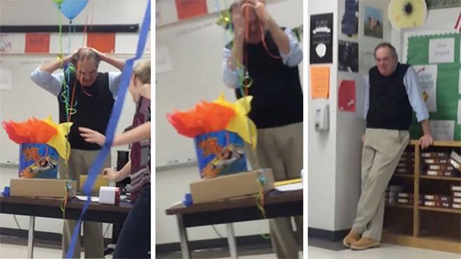 48 thầy cô hài hước, bá đạo khiến trường học trở nên thú vị hơn bao giờ hết - Ảnh 26.