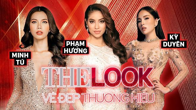 The Face - The Look - Vietnams Next Top Model chính thức về cùng một nhà - Ảnh 4.