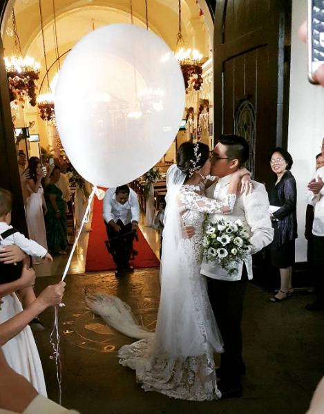 Hôn lễ của chị chồng Tăng Thanh Hà: Sang chảnh, xa hoa và vui ngất trời - Ảnh 12.