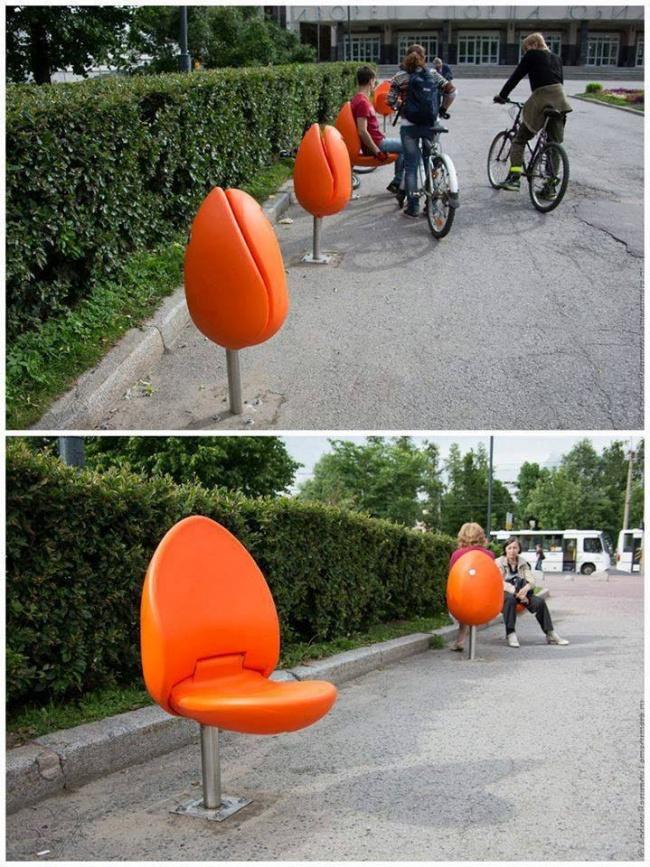 Những thiết kế sáng tạo và độc đáo đến bất ngờ thành phố nào cũng nên có - Ảnh 11.