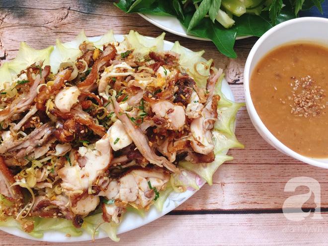 Thử ngay món tái thỏ ăn một lần nhớ mãi không quên của người Nam Định - Ảnh 11.