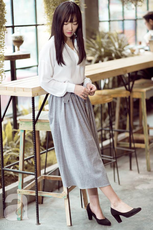 3 chất vải tuyệt vời khiến phái đẹp thêm yêu những ngày xuân ngọt ngào - Ảnh 6.