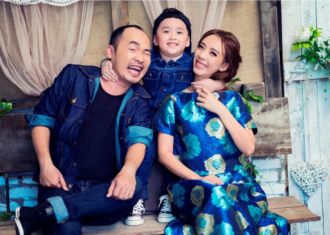 Thu Trang - Tiến Luật: Bố vợ từng đề nghị trả lương cho tôi 70