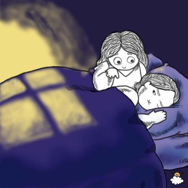Đây là những việc không nên làm nếu đột nhiên thức dậy vào giữa đêm - Ảnh 6.
