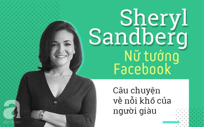 Giám đốc điều hành Facebook tới Việt Nam: Nữ tướng quyền lực và câu chuyện về nỗi khổ của những người phụ nữ giàu - Ảnh 1.