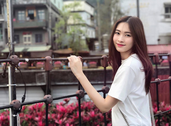 Hoa hậu Thu Thảo xinh như tiên nữ trước ống kính máy quay của bạn trai đại gia - Ảnh 5.