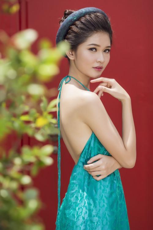 Á hậu Thùy Dung sẽ đại diện Việt Nam tại đấu trường nhan sắc Miss International 2017? - Ảnh 3.
