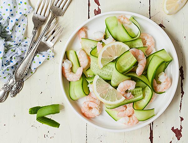 Ăn đã miệng không ngán lại giữ dáng với salad tôm chanh - Ảnh 5