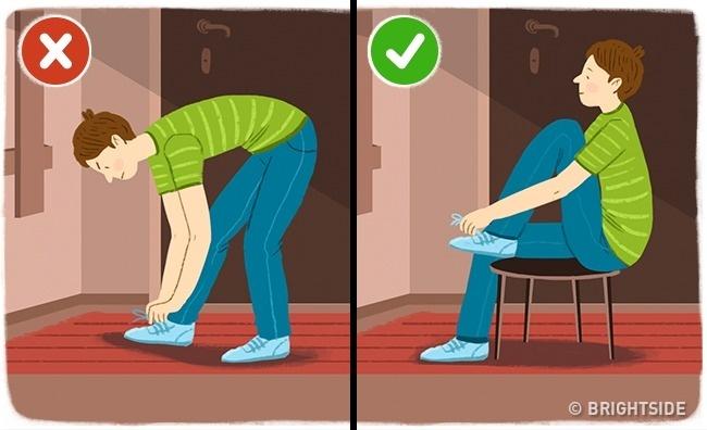 7 hoạt động hàng ngày có thể làm tổn thương, hỏng cột sống của bạn - Ảnh 7.