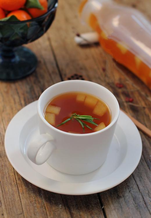 Trời lạnh, pha trà theo cách này vừa ấm người vừa phòng cảm cúm - Ảnh 6.