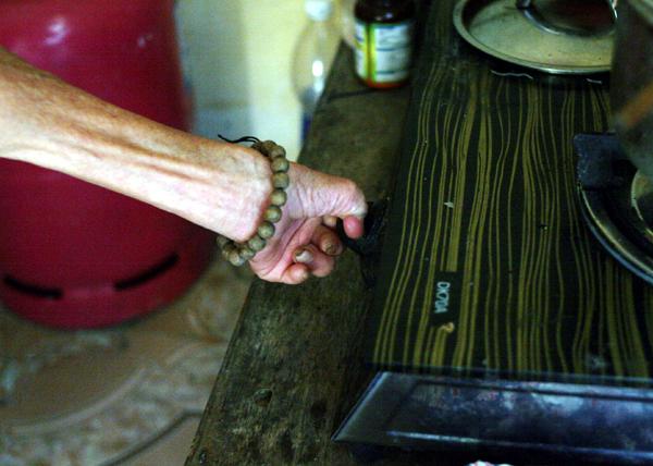 Cuộc sống côi cút của 10 cụ già trong trại phong đã bỏ hoang nhiều năm ở Hà Nội - Ảnh 8.