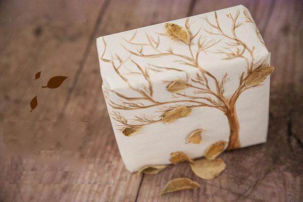 5 cách trang trí hộp quà đơn giản siêu đẹp - Ảnh 2.