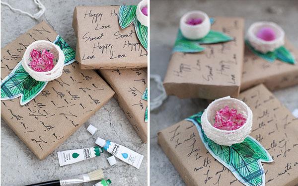 5 cách trang trí hộp quà đơn giản siêu đẹp - Ảnh 6.