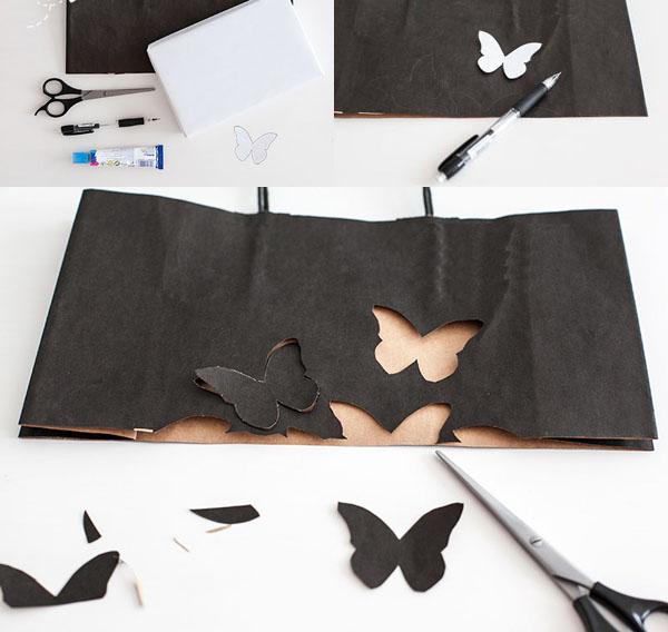 5 cách trang trí hộp quà đơn giản siêu đẹp - Ảnh 7.