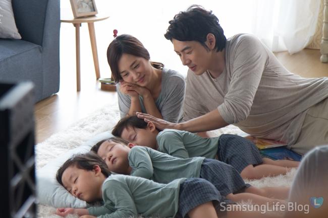 Ông bố quốc dân xứ Hàn và cách dạy 3 con sinh ba đến chuyên gia tâm lý cũng phải khen ngợi - Ảnh 11.