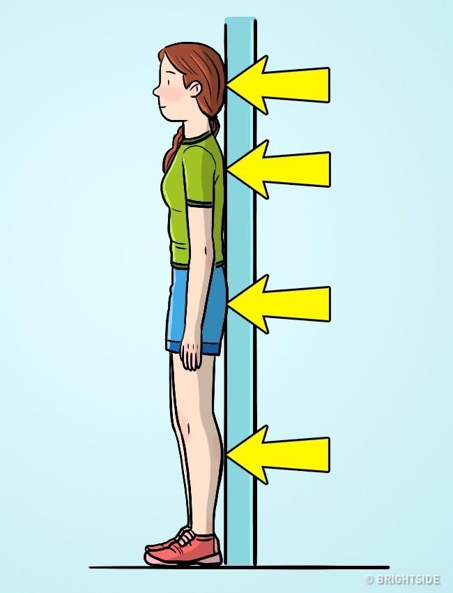 18 bí quyết nếu kiên trì thực hiện sẽ giúp bạn có tư thế chuẩn và đẹp - Ảnh 2.
