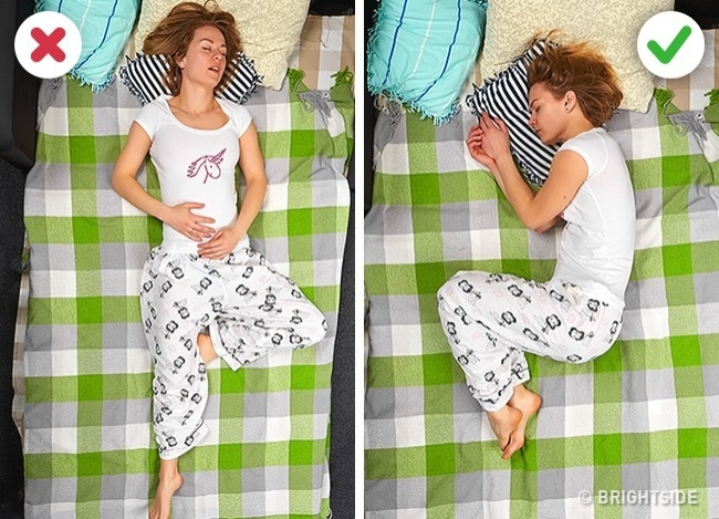 Đây là những tư thế ngủ tốt và không tốt cho những khi bạn bị đau lưng, đau cổ hay đau vai - Ảnh 4.