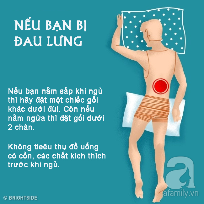 9 biện pháp khoa học đẩy lùi tất cả những rắc rối trong lúc bạn ngủ - Ảnh 9.