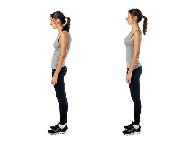 Những tư thế sai khi đứng và ngồi rất hại sức khỏe và khiến bạn trông già hơn - Ảnh 5.