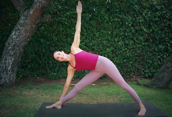 5 tư thế yoga tăng cường cơ sàn chậu không kém Kegel sẽ khiến bạn rèn luyện tốt hơn - Ảnh 4.