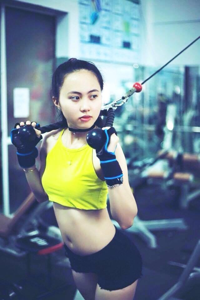 Vượt qua tuổi thơ bị ghẻ lạnh, lớn lên trong xóm ổ chuột, cô gái Nha Trang lột xác thành hot girl phòng gym - Ảnh 8.