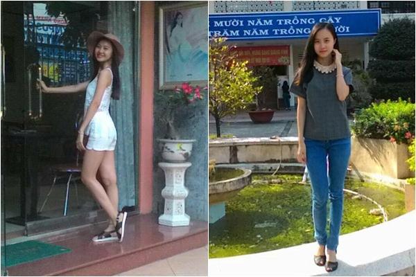 Vượt qua tuổi thơ bị ghẻ lạnh, lớn lên trong xóm ổ chuột, cô gái Nha Trang lột xác thành hot girl phòng gym - Ảnh 1.