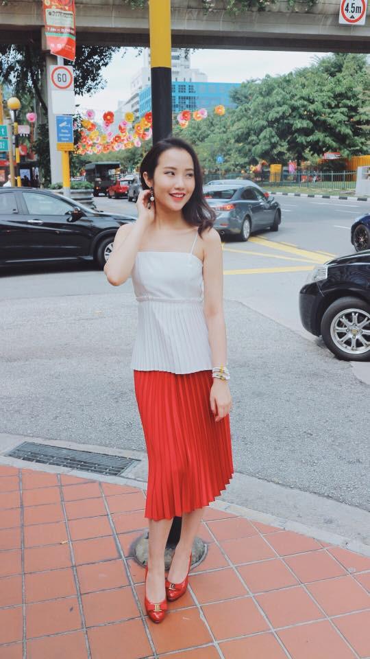 Điểm chung giữa phong cách thời trang và nhan sắc của Midu và tình mới Phan Thành - Ảnh 34.