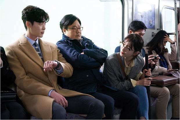 Lee Jong Suk mang bánh đến nhà, Suzy tránh như tránh tà - Ảnh 10.