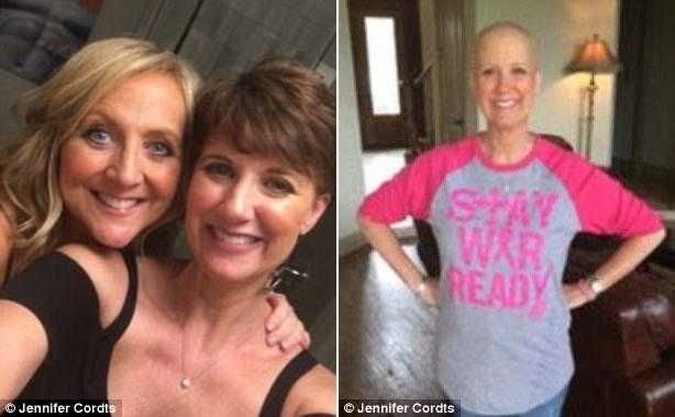 Chỉ bị phát ban trên da, bà mẹ 2 con sốc nặng khi được chẩn đoán mắc bệnh ung thư - Ảnh 4.