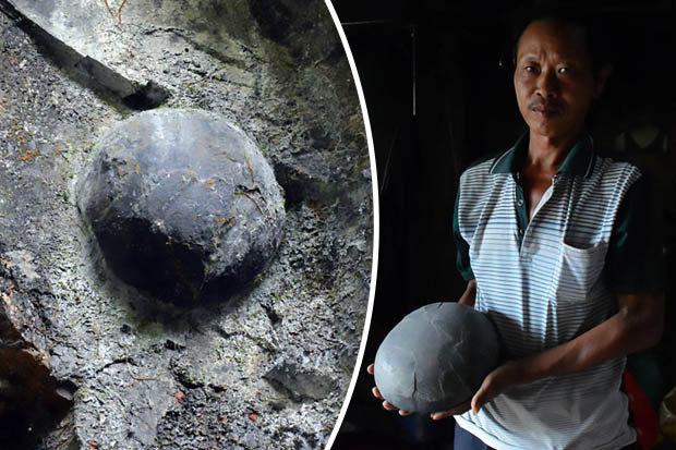 Giải mã bí ẩn vách đá kỳ quái 30 năm lại đẻ trứng một lần - ảnh 3