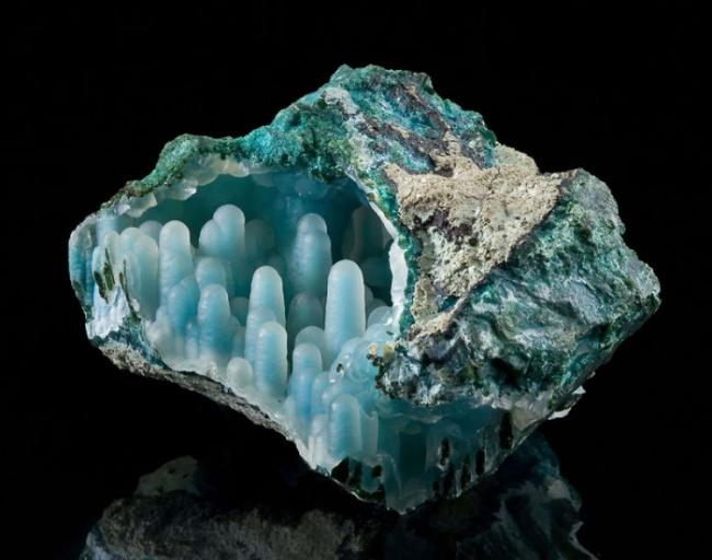 Những viên đá đẹp đến lạ lùng như chứa cả vũ trụ bên trong - Ảnh 13.