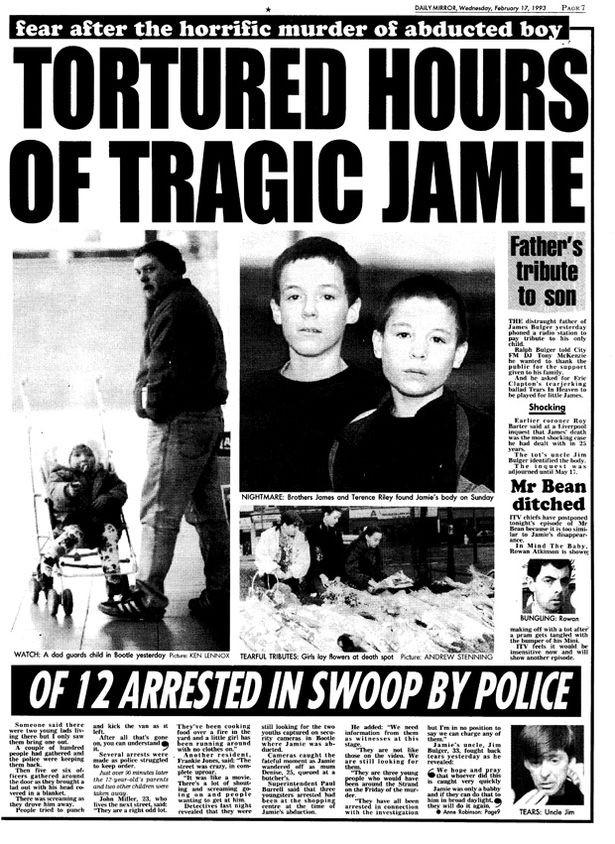 Vụ án chấn động nước Anh: Hai kẻ sát nhân mới 10 tuổi tra tấn, giết hại bé trai 3 tuổi và nỗi day dứt của bà mẹ vì rời mắt khỏi con chỉ 1 phút - Ảnh 9.
