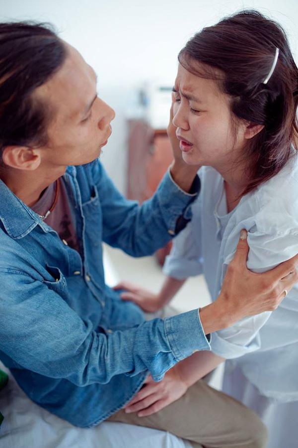 Những bộ ảnh vượt cạn đong đầy cảm xúc và chân thực đến từng centimet của mẹ Việt - Ảnh 6.