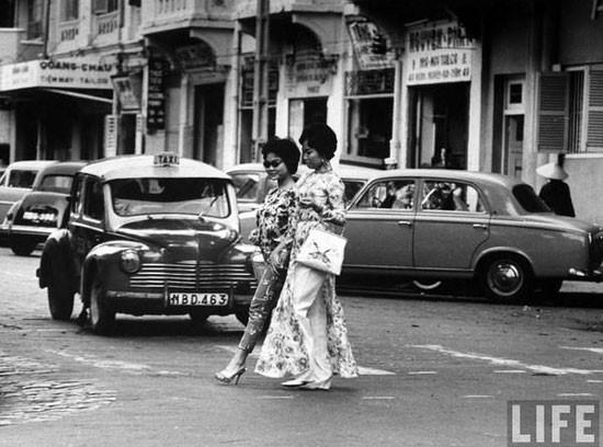 Hơn nửa thế kỷ trước, phụ nữ Sài Gòn đã mặc chất, chơi sang như thế này cơ mà! - Ảnh 31.
