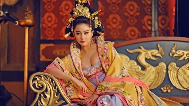Triệu Phi Yến: Từ kỹ nữ lên làm Hoàng hậu Trung Hoa, ngang nhiên ngoại tình cùng cả dàn trai trẻ - Ảnh 3.
