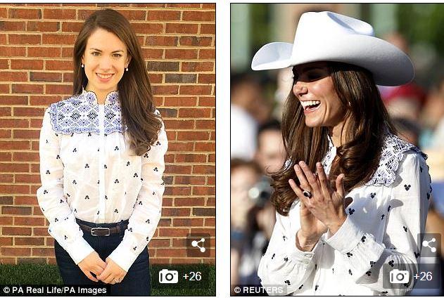 Một fan mê Kate đến nỗi sao chép gần như toàn bộ những thiết kế mà Công nương từng mặc - Ảnh 8.