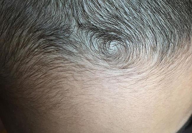 Vạch tóc xem xoáy, biết ngay tính cách, vận mệnh cuộc đời của mỗi người thế nào - Ảnh 4.