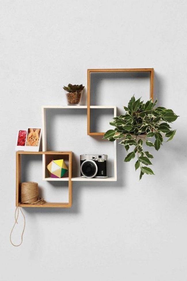 11 ý tưởng sử dụng kệ treo tường đầy ấn tượng khiến ngôi nhà đẹp lên trong thoáng chốc - Ảnh 2.