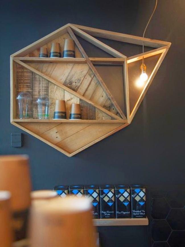 11 ý tưởng sử dụng kệ treo tường đầy ấn tượng khiến ngôi nhà đẹp lên trong thoáng chốc - Ảnh 9.