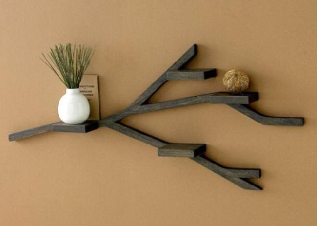 11 ý tưởng sử dụng kệ treo tường đầy ấn tượng khiến ngôi nhà đẹp lên trong thoáng chốc - Ảnh 10.