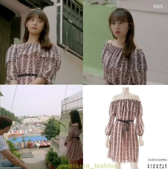 Choi Ae Ra và Go Dong Man - cặp đôi hâm hâm dở dở cũng có gu thời trang hay ho phết nhé! - Ảnh 10.