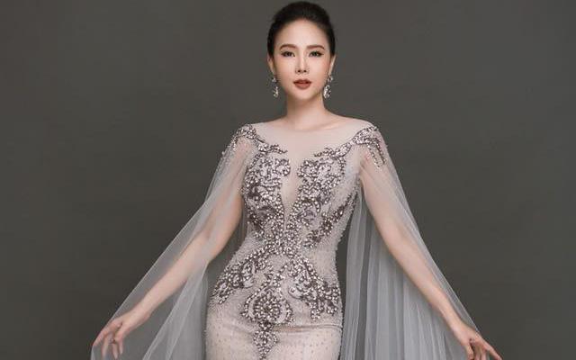 Dương Yến Ngọc thi Hoa hậu Quý bà Hòa bình thế giới 2017 ở tuổi 38