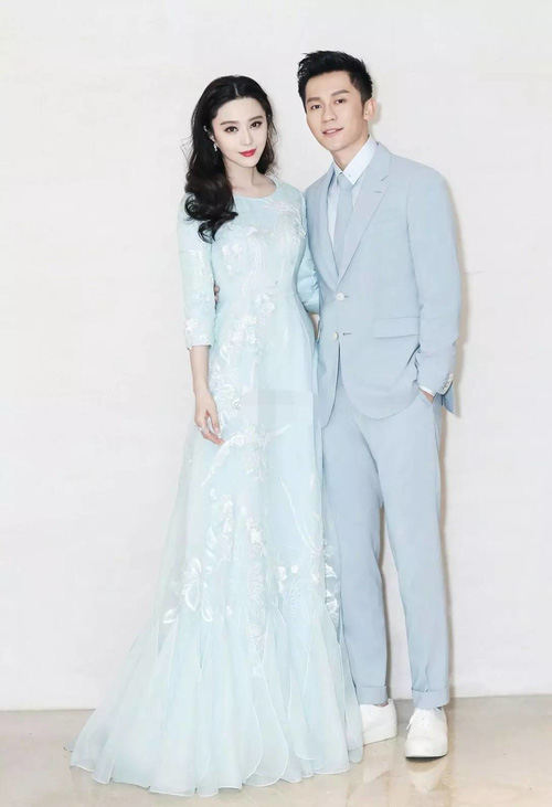 Phong cách tâm đầu ý hợp của cặp uyên ương sắp cưới Phạm Băng Băng - Lý Thần - Ảnh 4.