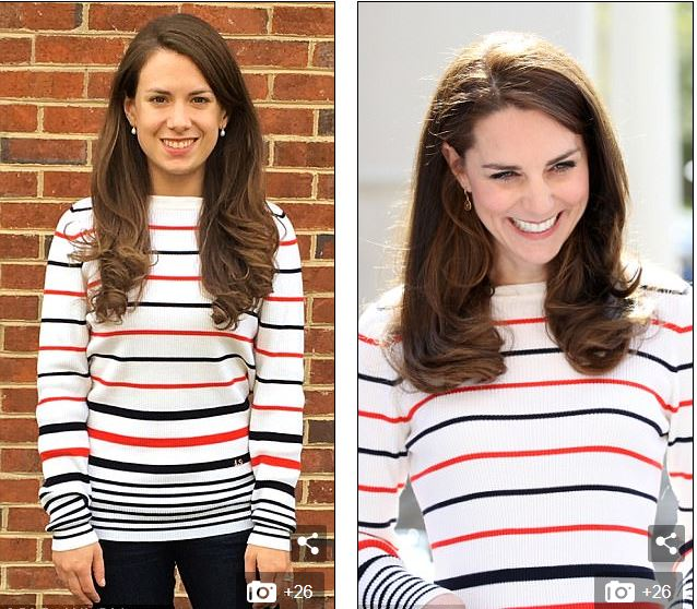 Một fan mê Kate đến nỗi sao chép gần như toàn bộ những thiết kế mà Công nương từng mặc - Ảnh 7.