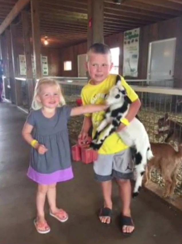 Sau khi đi thăm sở thú về, em gái 3 tuổi tử vong, anh trai 5 tuổi nguy kịch vì nhiễm khuẩn - Ảnh 1.