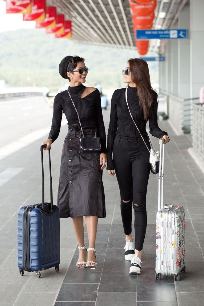 Sau khi bị stylist cho diện hoài đồ cũ, cuối cùng thì Hoa hậu HHen Niê cũng có món đồ mới của riêng mình - Ảnh 2.